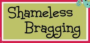 bragging